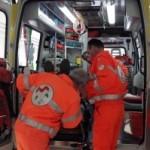 5 persone ferite in un incidente stamani a Vicchio