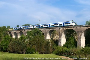 treno faentina
