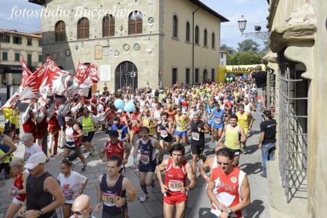Domenica 22 si corre la Maratona del Mugello