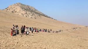 Yazidi-Aid-Mt-Sinjar