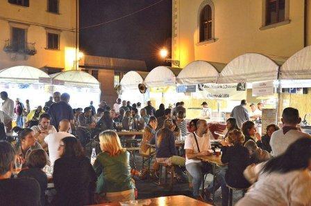 """""""Le vie del Gusto"""" a Borgo San Lorenzo fino al 15 settembre"""