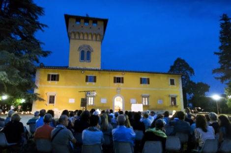 Live art in Villa  11 e 12 agosto