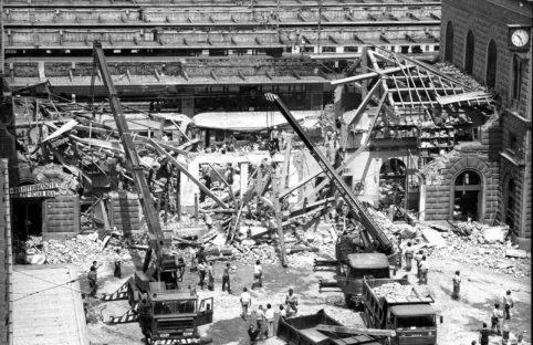 41° anniversario della Strage di Bologna