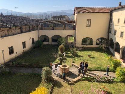 """Il progetto della """"Cittadella di S. Caterina """" a Borgo aperto alle proposte dei cittadini"""
