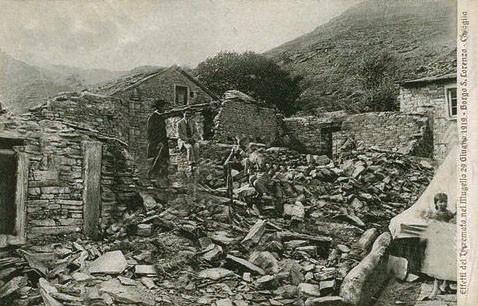 I terremoti in Mugello nel corso dei secoli