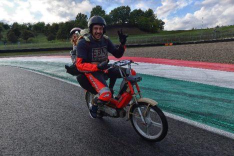 La Parata dei Ciclomotori Vintage torna al Mugello!