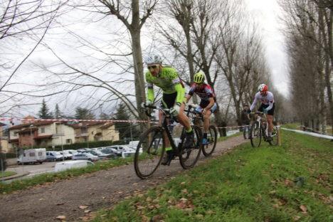 I risultati del ciclocross a Borgo san Lorenzo