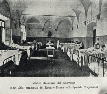 L'ospedale di Luco di Mugello. Dalla fondazione (1871) agli inizi del '900