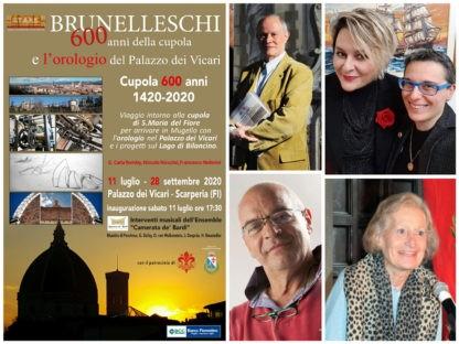 Mostra su Brunelleschi e concerto oggi sabato 11 luglio a Scarperia