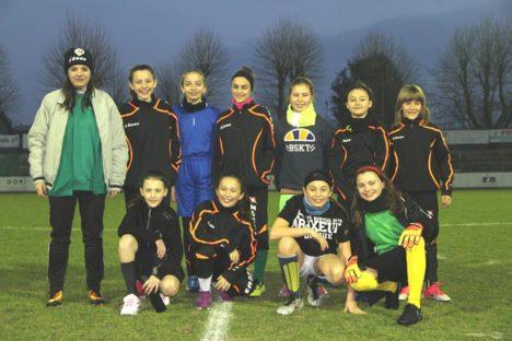 Fortis Juventus - Al via anche il calcio femminile