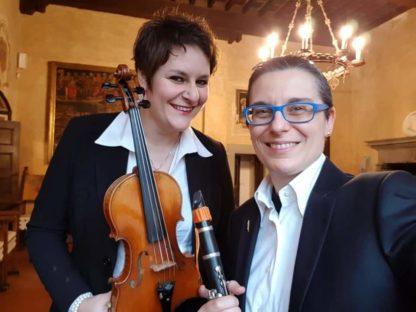 Concerto della Camerata de'Bardi nel palazzo dei Vicari l'11 luglio