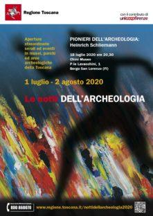 """""""Le notti dell'Archeologia"""", appuntamenti in 7 musei del Mugello"""