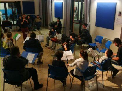 Corsi Collettivi e Giornata della Memoriadella Scuola Comunale di Musica di Borgo San Lorenzo