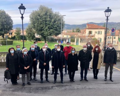 Nasce ufficialmente la Società della Salute Fiorentina Sud Est con i comuni della Valdisieve
