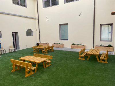 Pelago: quattro aule all'aperto per una didattica 'verticale'