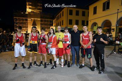 Le serate di Boxe a Firenzuola