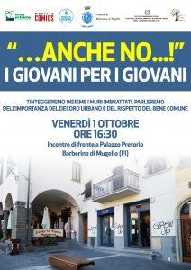 Giornata sul decoro urbano a Barberino il 1 ottobre
