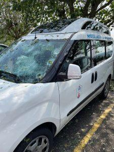 Sconti auto per i residenti del comune di Vaglia duramente colpito dalla grandine.