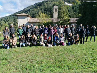 Progetto Erasmus nella Foresta Modello Montagne Fiorentine