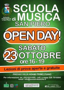 Il progetto Orchestriamoci! a San Piero a Sieve